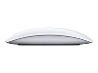 Apple Magic Mouse 2 - Mus - multi-touch - trådløs - Bluetooth - for 10.2-inch iPad; 10.5-inch iPad Air; iPad mini 5; MacBook Air with Retina display MLA02Z/A